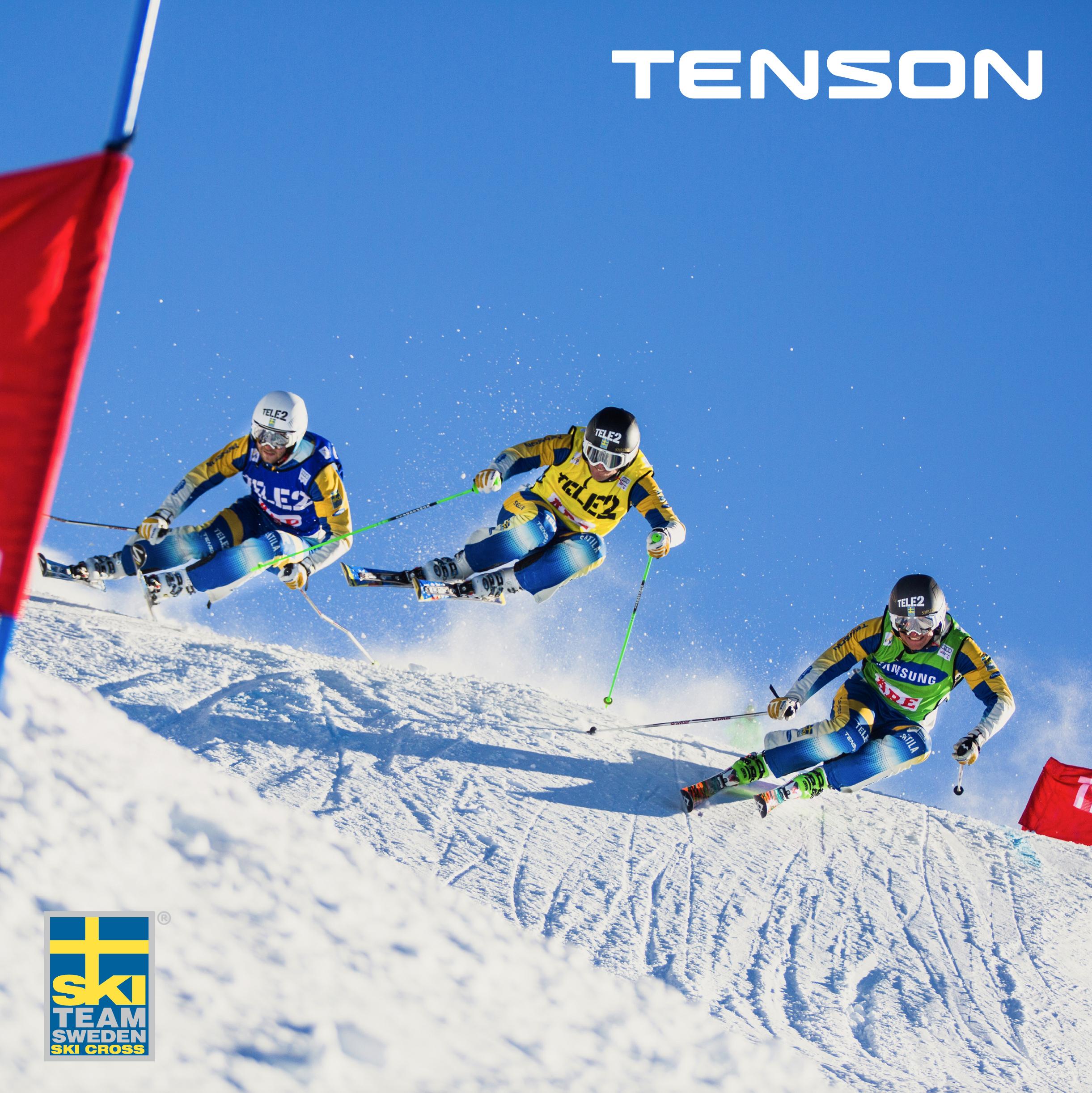 SKI TEAM SWEDEN FREESTYLE - TENSON
