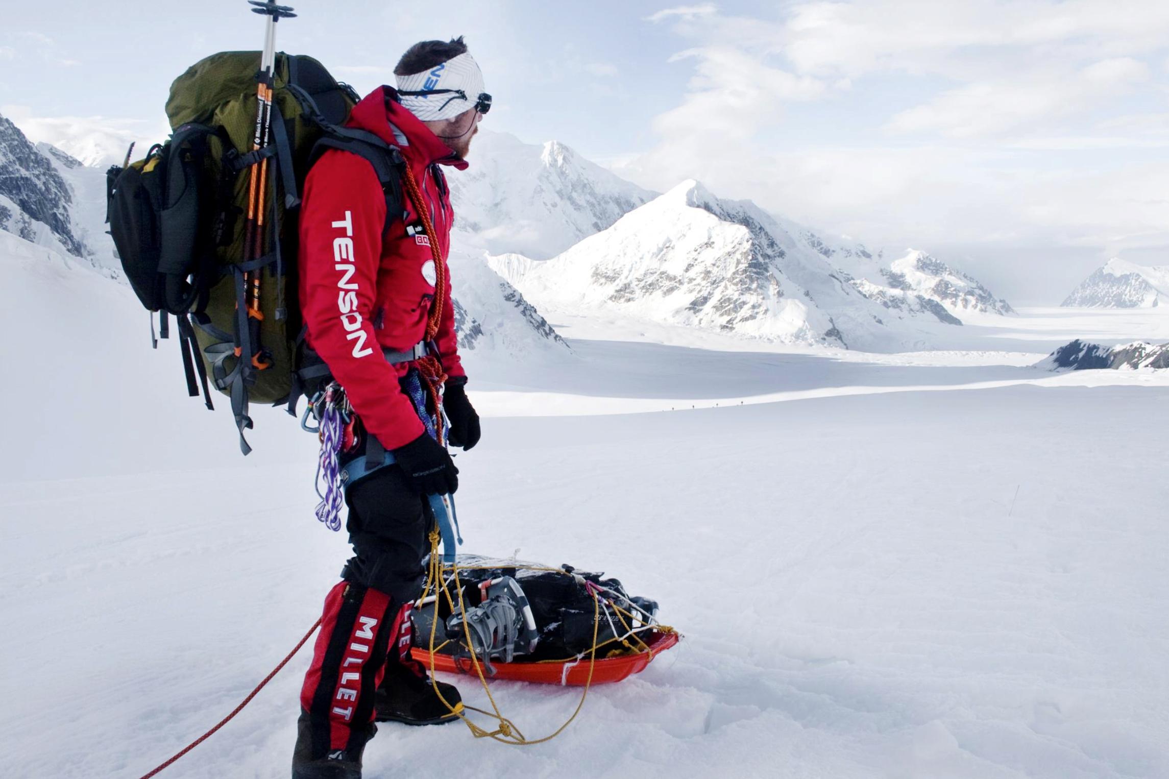 David Wembrand - Mount McKinley - TENSON